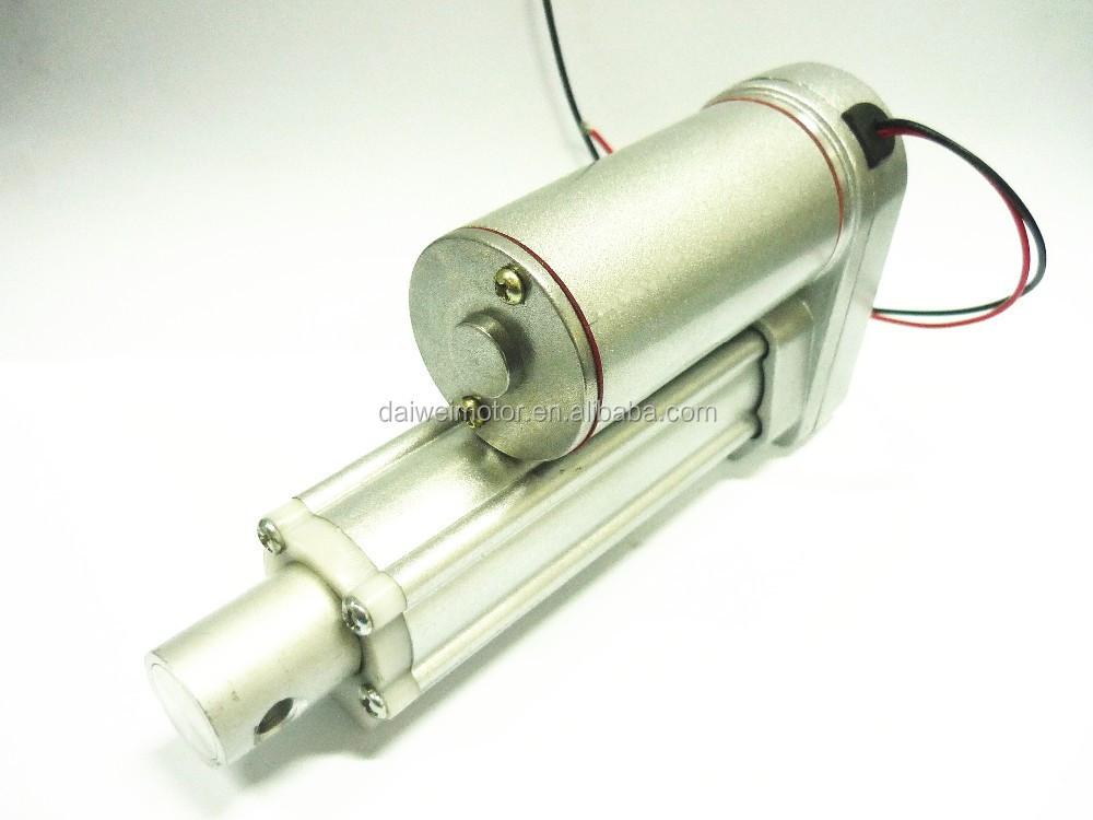 12v 24v Dc Liner Motor Linear Actuator For Electric Bed