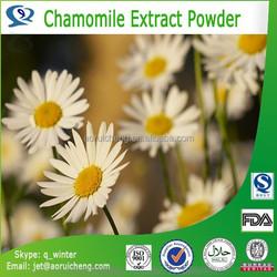 factory price chamomile apigenin extract, german chamomile extract