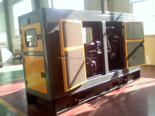 new products on china market! tianjin Lovol engine 30kw soundproof diesel generator