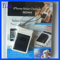 High Quality iPod 3G 3GS 4G Portable Charger iPhone Solar Charger