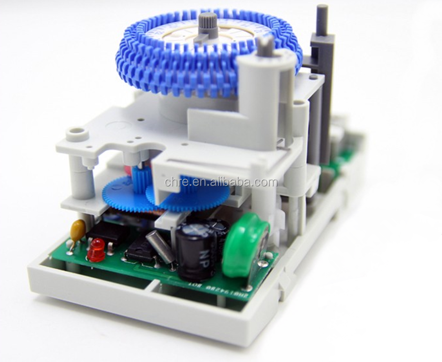 Mechanical Programmable Time Switch 240v 24 Hour Sul181d