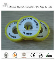wholesale special water proof PTFE sealing tape fitting pipe plastic tape