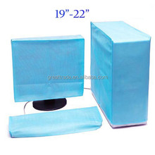 Computer dust cover monitor dust cover 3in1dust cover