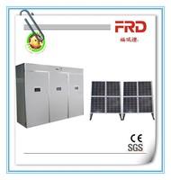 FRD-6336 Advanced Durable Solar energy Ostrich Chicks eggs incubator hatcher/reptile/poultry egg incubator