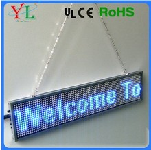 Guangzhou YL led moving message display