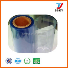 PVC thin plastic sheet 300 micron PVC sheet