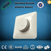 China White PC 84*84 High Quality Led dimmer with CE GS
