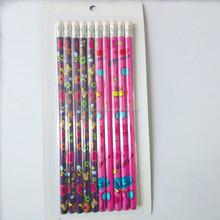 Plastic Mantle Color Pencil HB Standard Pencil