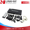 LINK-MI LM-S41 HDMI Seamless Switcher HDMI 4-input and 1-output Quad Multiviewer