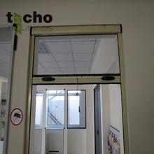 self-adhesive retractable roller door screen