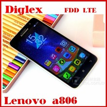 5INCH New Product Lenovo A806 Android 4.4 Octa Core 13MP 2500mAh 4g Lte Mobile Phone