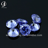 tanzanite blue cz cubic zirconia lab created tanzanite prices stone