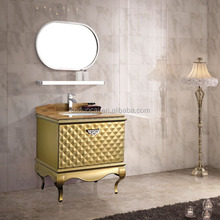 Free Standing Stainless Steel Bathroom Cabinet Furniture for Middle East (AS-H8057)