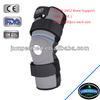 C1KN-2402 Hot Selling 2 Velcro straps sports neoprene knee support/knee wrap/ knee sleeve like rehband