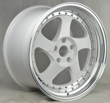 "18 inch alloy wheel new designs 5x114.3 replica rims wheels for toyota deep dish 5x100 wheel 18"""
