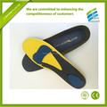 Esporte palmilha de calçados/pu insole da espuma de eva da espuma da memória insock fabricante na china