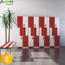 Jialifu Solid Phenolic z shape Swimming Pool Lockers