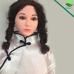 hot online doll dress-up girl inflatable sex doll japan vagina sexy leg breasts full silicone real love doll