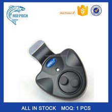 Clip On Fishing Rod Electronic Fish Sound Bite Finder Alarm LED Light Alert Bell