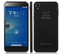 100% Original 5.5 Inch View Sonic v500 Android 4.4.2 Qualcomm RAM 2GB ROM 16GB 13MP ViewSonic V500 Mobile Phone