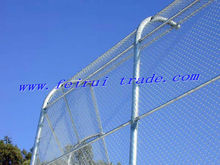 Chain link fencing for residential locations and businesses locations