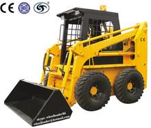 600kg bucket payload 40HP hydraulic pump skid steer