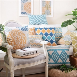 The best fashion High quality Factory price rattan sofa cushion cover