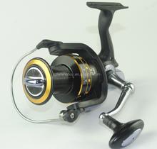 Top Grade GH7000 GH8000 Competitive Long Shot Fishing Reel Metal Reel