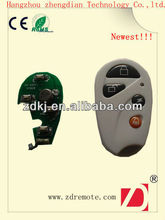 Promotional smart home remote control switch sim card