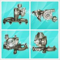 Turbocharger 038253019C 713672-5006S 713672-0002 GT1749V Turbo for Skoda Octavia I 1.9 TDI Engine ALH AHF