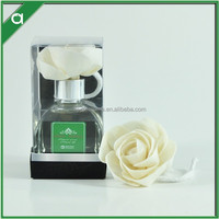 sola flower reed diffuser air freshener