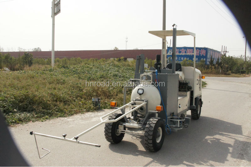 Small Driving Type Thermoplastic Road Line Marking Equipment