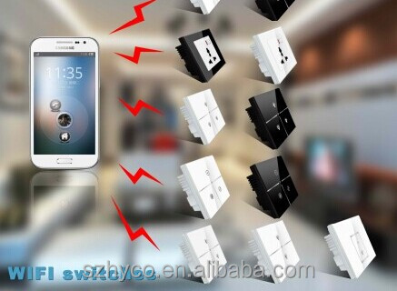 Home Automation Switches Wifi Light Switch For Home