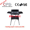 s5 shanghai height adjustable stand portable electric indoor barbeque grill