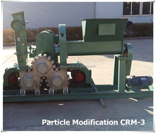 particle modification and composition Machine Active Index 98%