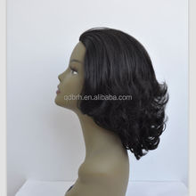 Wholesale Cheap Short Curly Synthetic Hair Wigs for Black Women