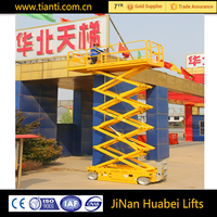 Hot sale Ce certificates electric lift table