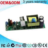 shenzhen manufacturer 12w 16w 18w test led drivers / switch led power supply