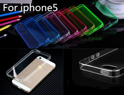 Recycled plastic TPU waterproof case for iphone 5