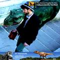 Mi Dino-M26 juegos para danza traje de dinosaurio