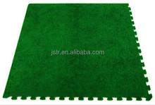 EVA Interlocking Turf Tiles Grass Puzzle Mat