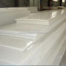 virgin plastic wear resistant uhmw pe hdpe black hard plastic sheet with the best price