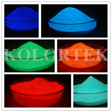 Cosmetic Luminous Dust Powder, Luminescent Powder Pigment