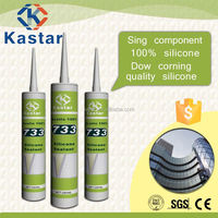 Silicone joint sealant