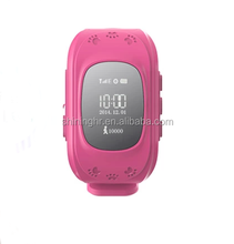 GPS/GPRS/ GSM And SOS Alarm personal watch Tracker Mini child gps watch