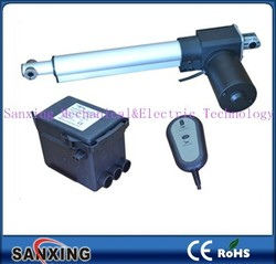 customized stroke linear actuator for nursing bed/salon bed