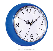 hot selling 10 inch home decorative retro wall clock 2015