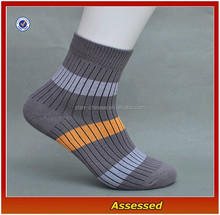 2015 Bulk Wholesale Socks Manufacturer Bamboo Fiber Striped Mens Socks/Mens Dress Socks /Socks Machine Price---AMY152106