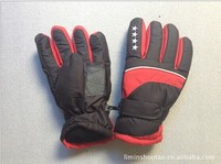 Custom Snow Winter Ski Gloves waterproof ski motorcycle sport gloveT-154
