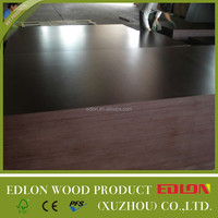 high quality pencil stripe cedar plywood(carb & ce) Shuttering construction Plywood
